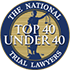 The National Lawyers Top 40 under 40